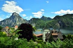 Wieś Austria obrazy royalty free