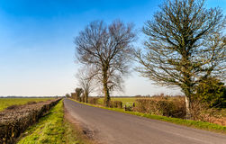 Wieś widok Somerset fotografia stock