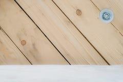Wieśniak wietrzejący stajni drewna tło Zdjęcie Stock