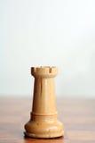 wieżę szachowy white Obrazy Stock