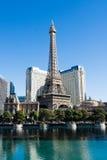 wieża eiffel lasów Vegas fotografia stock