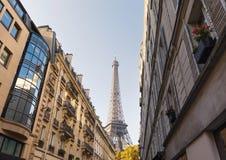 wieża eiffel Paryża Zdjęcia Royalty Free