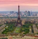 wieża eiffel Paryża zdjęcie royalty free