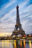 wieża eiffel Paryża Obraz Stock