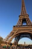 wieża eiffel Paryża Zdjęcie Stock