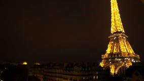 Wieża Eifla zdjęcie wideo
