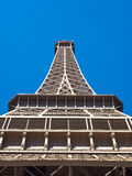 Wieża Eifla jest punktem zwrotnym w Paryż Obraz Stock