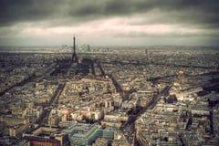 Wieża Eifla, Paryż Obrazy Royalty Free