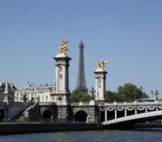 Wieża Eifla, Paryż, Francja Obrazy Royalty Free
