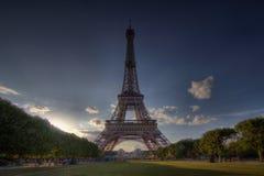 Wieża Eifla w Paryż obraz stock