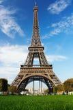Wieża Eifla w Paryż zdjęcia royalty free
