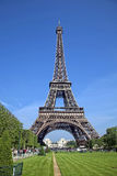 Wieża Eifla w Paryż na Maju 03, 2011 w Paryż, Francja Zdjęcia Royalty Free