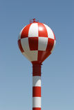 wieża lotniska wody. zdjęcia stock