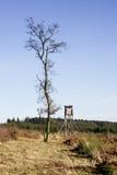 Wieża obserwacyjna Zdjęcie Royalty Free