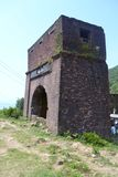 Wieża obserwacyjna - Hai Van Przechodzący Wietnam Fotografia Stock
