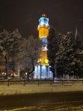 Wieża obserwacyjna w Tokat, TURCJA robić w 1902/ obrazy royalty free