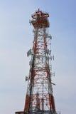 wieża przemysłowe Fotografia Royalty Free