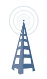wieża radiowa obrazy royalty free