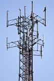 wieża sygnału obraz stock