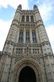 wieża Victoria Westminster obraz stock