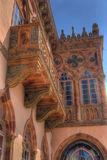 wieża zan2 chama północy Zdjęcia Royalty Free