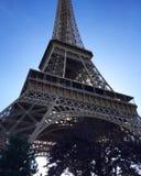 Wieży Eifla światło dzienne Obrazy Royalty Free