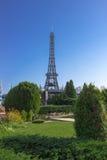Wieży Eifla restauracja Bułgaria Zdjęcia Royalty Free