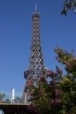 Wieży Eifla restauracja Bułgaria Obraz Royalty Free