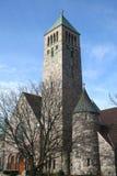 wieży kościoła Zdjęcia Royalty Free