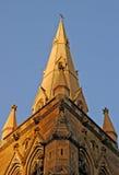 wieży kościoła Zdjęcie Stock