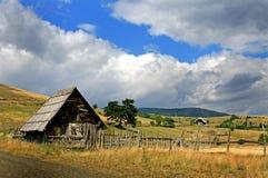 Wieś Zdjęcie Royalty Free
