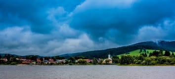 wieś Fotografia Stock