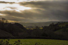 Wieś 3 Zdjęcie Royalty Free