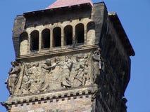 wieża bostonu Zdjęcie Stock