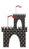 wieża bramy Obrazy Stock