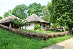 wieś dom Zdjęcia Royalty Free