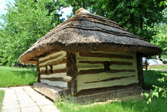 wieś dom Fotografia Stock