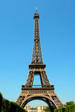 wieża eiffla Obraz Royalty Free