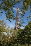 wieża eiffla Zdjęcie Stock