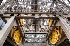 wieża eiffla Paris france Zdjęcia Stock