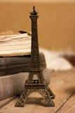 Wieża Eifla Keychain Obrazy Royalty Free