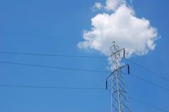 wieża elektryczne Zdjęcia Royalty Free