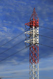 wieża elektryczne Obraz Royalty Free
