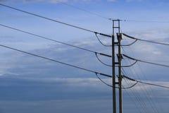 wieża elektryczne Fotografia Stock