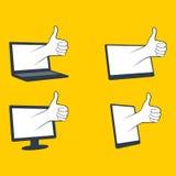 Wie Ikone Lizenzfreies Stockfoto