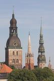wieża konfrontacji Obraz Stock