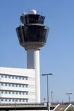 wieża kontrolna portów lotniczych Zdjęcie Stock