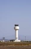 wieża kontrolna portów lotniczych Fotografia Royalty Free
