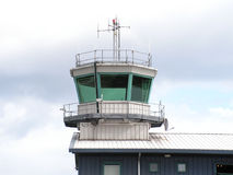 wieża kontrolna powietrza ruchu Obraz Stock