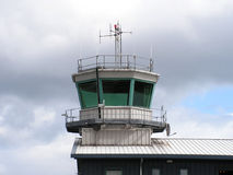 wieża kontrolna powietrza ruchu zdjęcie royalty free